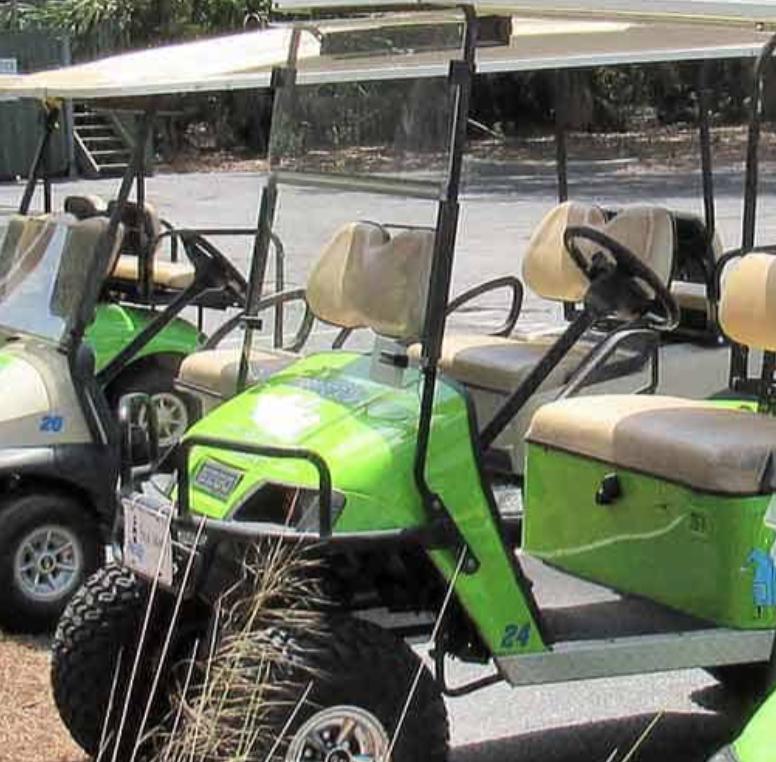 We See'um Golf Carts