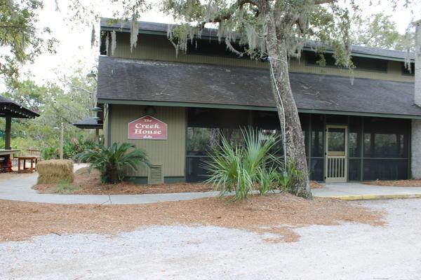 Creek House Fripp Island
